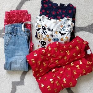 Various 2 year old girl clothes